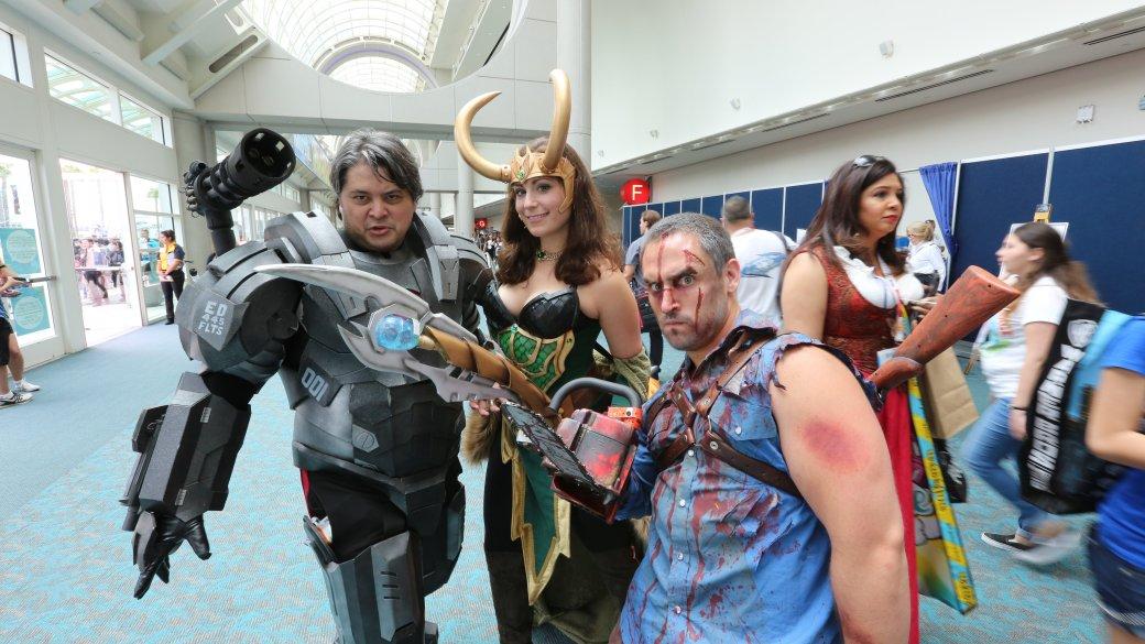 Лучший косплей Comic-Con 2015 | Канобу - Изображение 41