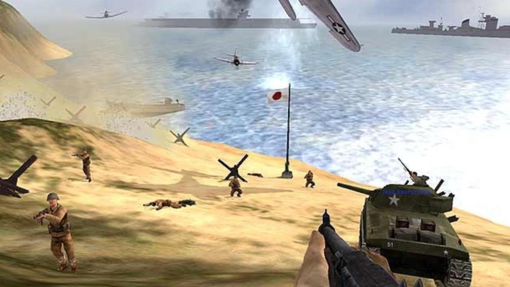 Как это попало в Steam? В магазине Valve появилась игра с трейлером и скриншотами Battlefield 1942 | Канобу - Изображение 1