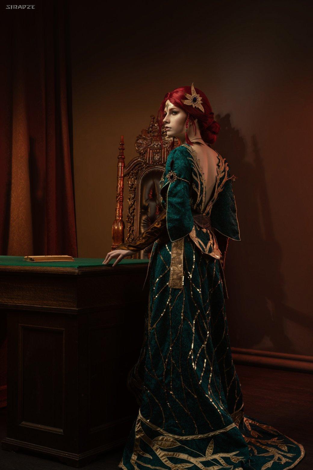 Отличный косплей чародейки Трисс Меригольд из«Ведьмака» | Канобу - Изображение 1165