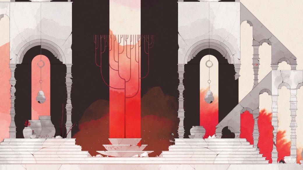 30 главных игр 2018. GRIS— маленький аудиовизуальный шедевр | Канобу - Изображение 11308