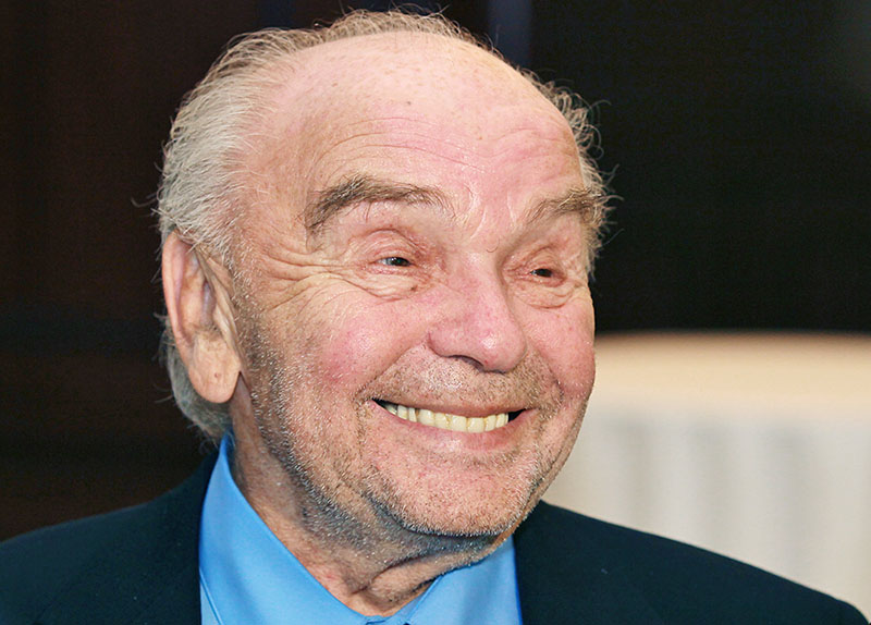 Автор песни «Голубой вагон» Владимир Шаинский умер ввозрасте 92 лет. - Изображение 1