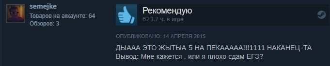 Золото Steam: отборные отзывы игроков оGrand Theft Auto5 | Канобу - Изображение 1521