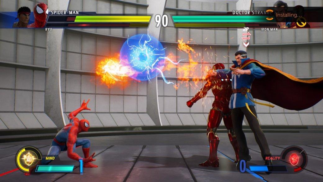 Рецензия на Marvel vs. Capcom: Infinite. Обзор игры - Изображение 7