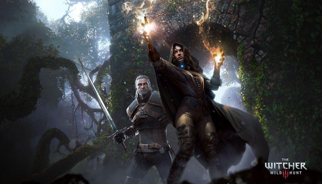 Е3 2019: карманный Геральт— «Ведьмак 3: Дикая Охота» выйдет наSwitch | Канобу - Изображение 4108
