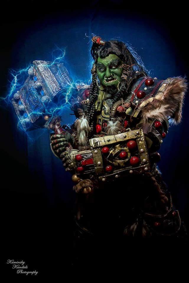 Лучший косплей по Warcraft – герои и персонажи WoW, фото косплееров   Канобу - Изображение 37