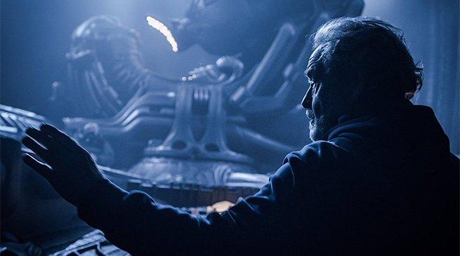 Ридли Скотт раскрыл сюжет неснятого сиквела «Чужой: Завет». Итам все было еще хуже! | Канобу - Изображение 1