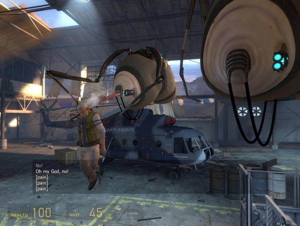 Сюжет Half-Life: Alyx соспойлерами: роль «Джи-мена», объяснение концовки инамеки наHalf-Life3   Канобу - Изображение 750