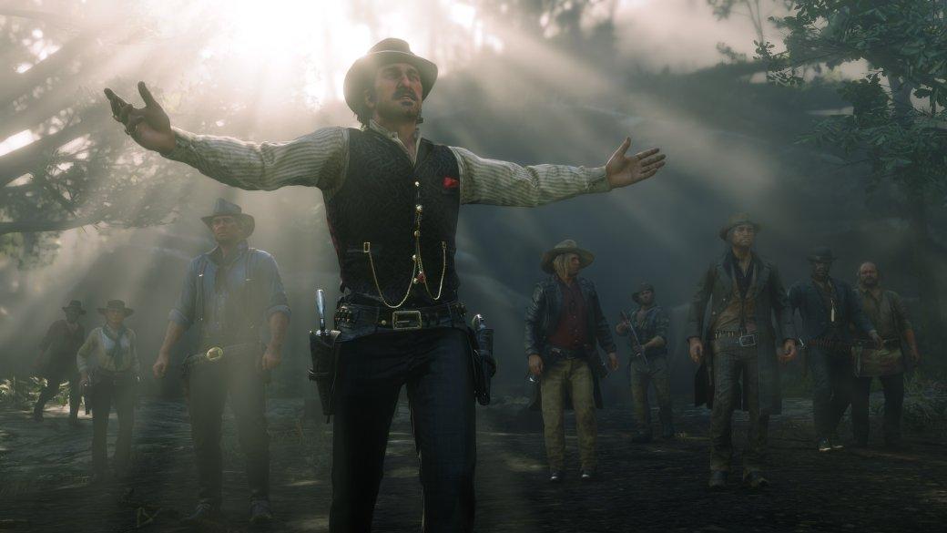 Опрос. Ждете Red Dead Redemption2? | Канобу - Изображение 1