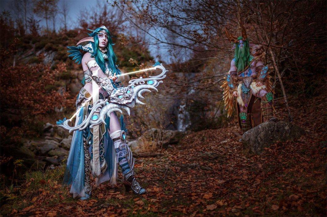 Лучший косплей по Warcraft – герои и персонажи WoW, фото косплееров   Канобу - Изображение 3