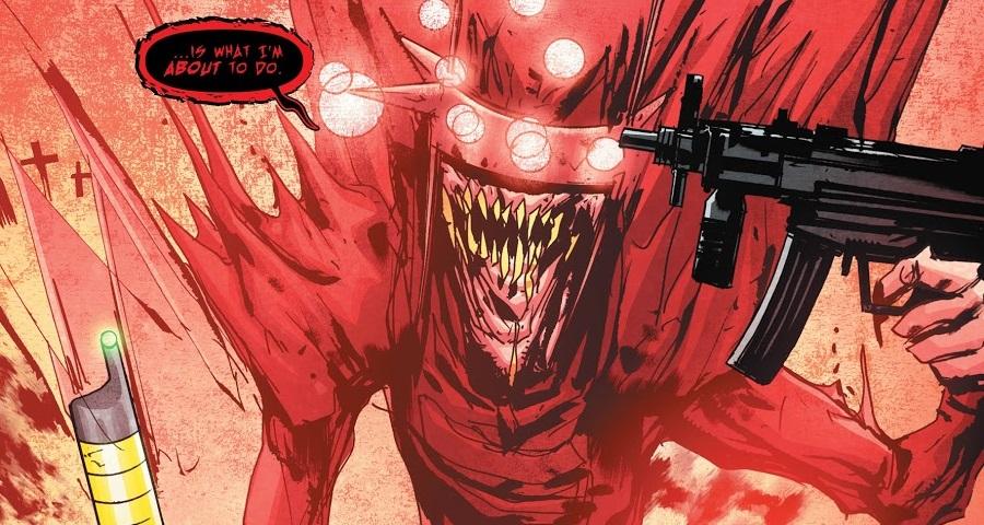 Бэтмен-Джокер раскидывает трупы Брюсов Уэйнов вГотэме. Каким получился комикс The Batman Who Laughs   Канобу - Изображение 11032