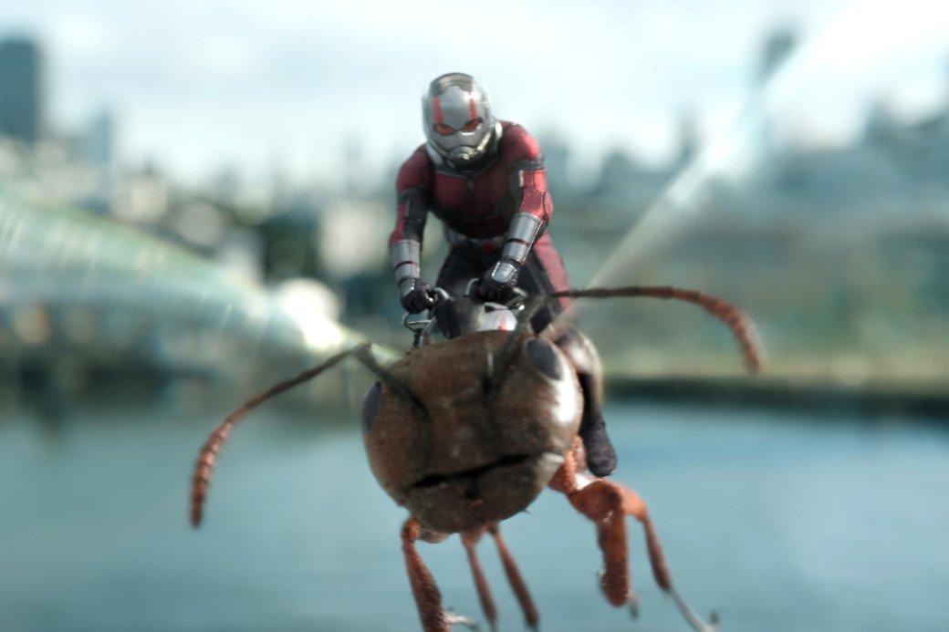 50 вопросов кфильму «Человек-муравей иОса». - Изображение 4