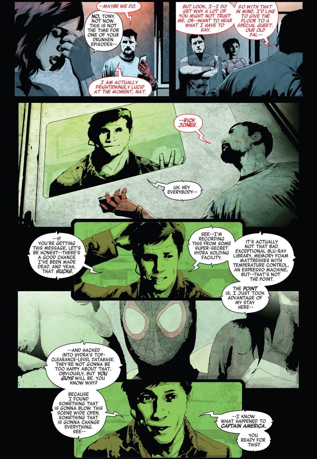 Secret Empire: Гидра сломала супергероев, и теперь они готовы убивать   Канобу - Изображение 6