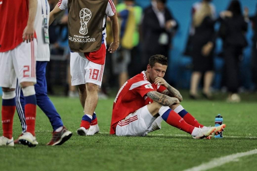 Марио дал, Марио забрал. Россия проиграла Хорватии по пенальти на чемпионате мира по футболу. - Изображение 4