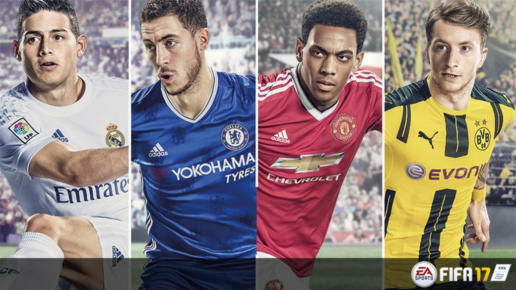 Обзор FIFA 17 - рецензия на игру FIFA 17 | Рецензии | Канобу