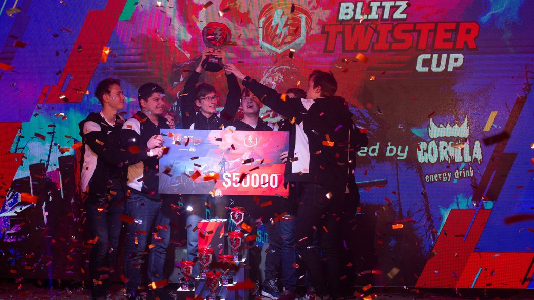Победу в турнире Blitz Twister Cup 2019 Powered by Tornado Energy одержала команда 7Star | Канобу - Изображение 5977