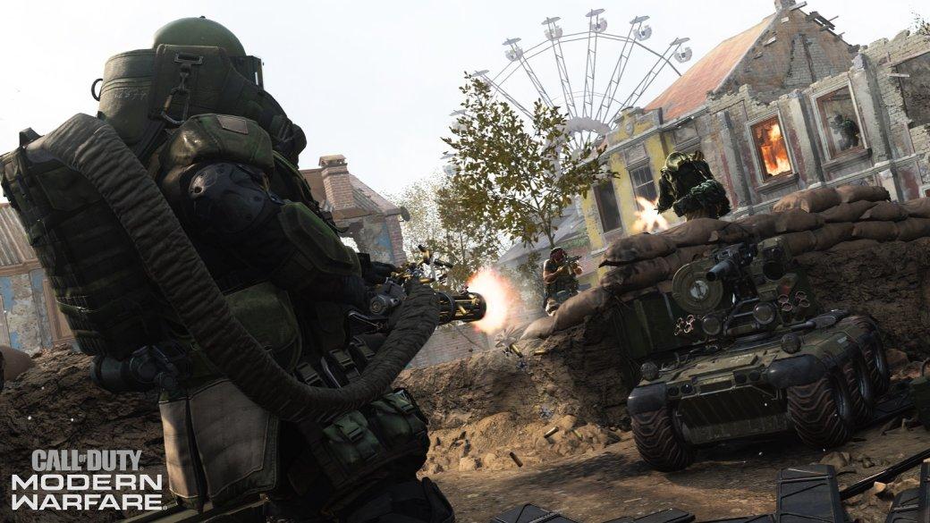 2 часа сCall ofDuty: Modern Warfare— первые впечатления отмультиплеера | Канобу - Изображение 0