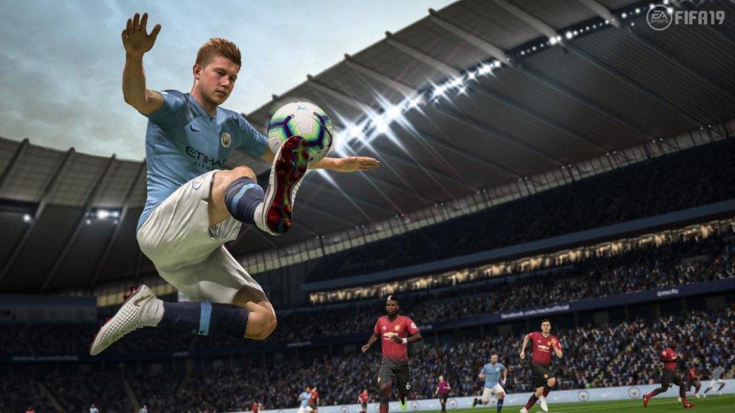 Лучшие игроки FIFA 19 - вратари, защитники, полузащитники, нападающие - топ футболистов ФИФА 19 | Канобу - Изображение 1