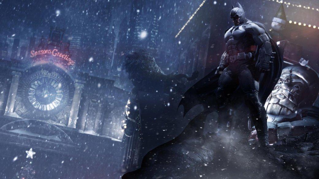 Batman: Arkham Origins  | Канобу