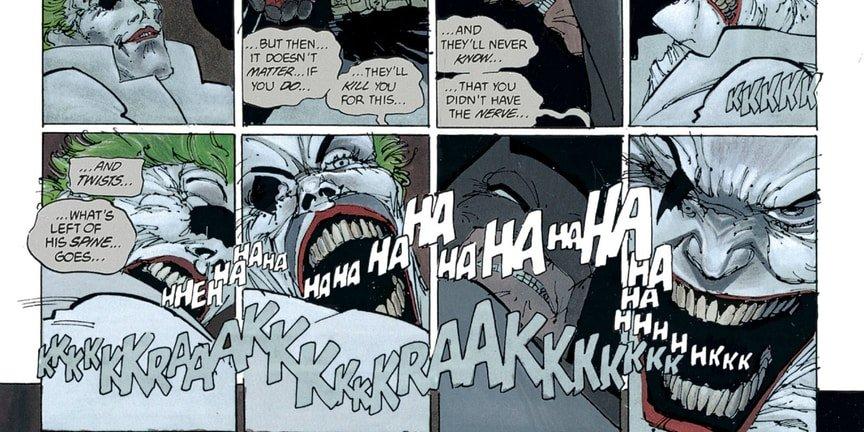 Самые ужасные поступки Джокера   Канобу - Изображение 10293