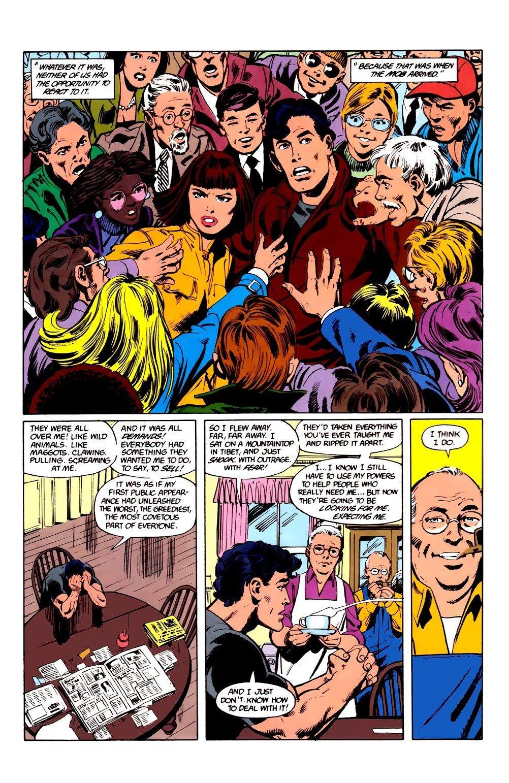 История Супермена иэволюция его образа вкомиксах   Канобу - Изображение 9410
