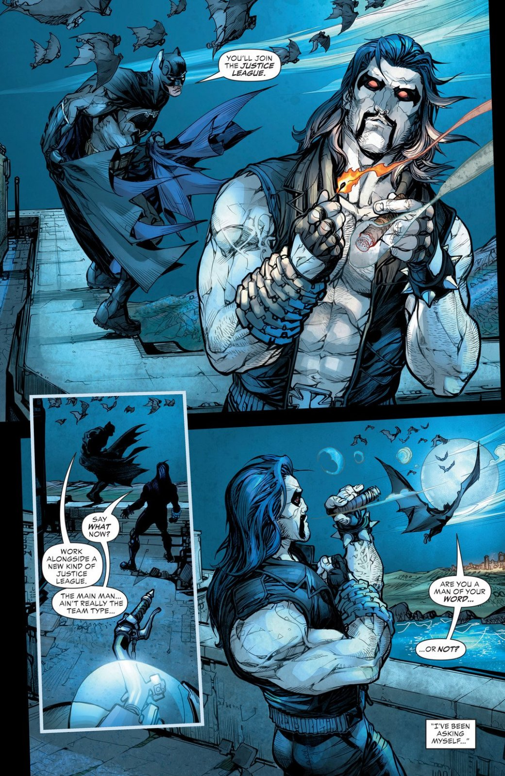 Финал Justice League vs. Suicide Squad: ничего себе многоходовочка! | Канобу - Изображение 426