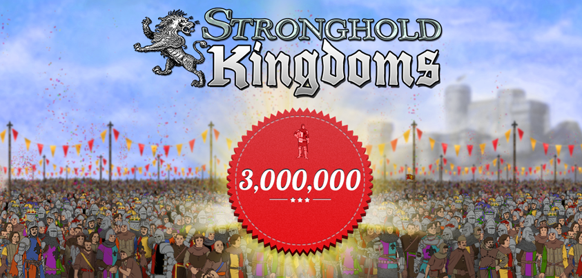 Stronghold Kingdoms привлекла 3 млн игроков | Канобу - Изображение 14475