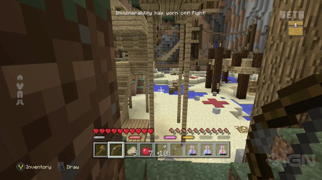 Minecraft получит режим в духе «Голодных игр»   Канобу - Изображение 6709