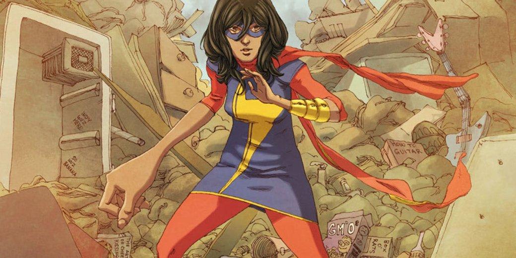 Каких персонажей стоит ждать вфильмах 4 фазы киновселенной Marvel— после «Мстителей4»? | Канобу - Изображение 6