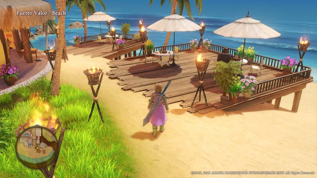 50 невероятно красочных скриншотов Dragon Quest XI | Канобу - Изображение 11535
