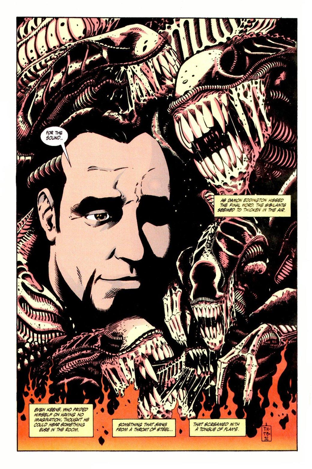 Жуткие комиксы про Чужих, откоторых кровь стынет вжилах   Канобу - Изображение 26