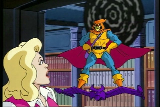 Вспоминаем мультсериал «Человек-паук» 1994 года | Канобу - Изображение 6