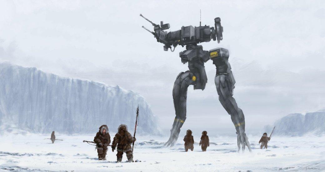 Замечательные фанарты к31-летию Metal Gear отрежиссера ееэкранизации | Канобу - Изображение 12