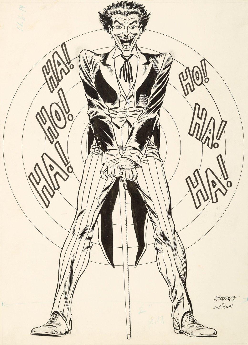 Почему Джокер— главный враг Темного рыцаря   Канобу - Изображение 2656