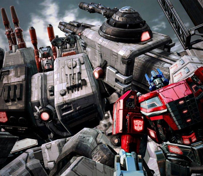 Обзор Transformers: Fall of Cybertron - рецензия на игру Transformers: Fall of Cybertron | Рецензии | Канобу