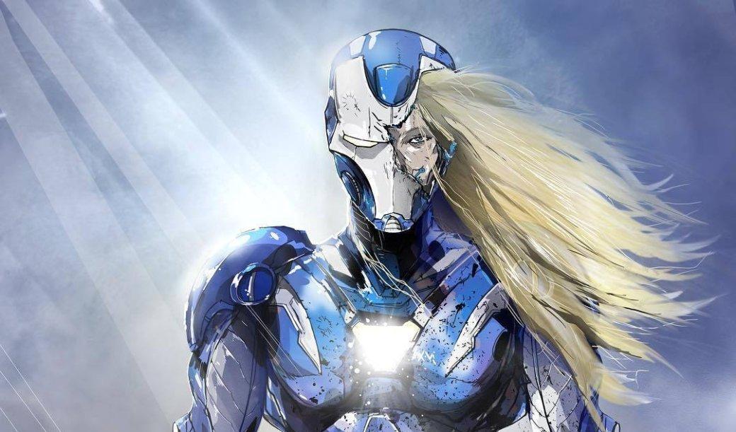 Новое официальное промо «Мстителей: Финал» позволяет лучше рассмотреть броню Пеппер Поттс | Канобу - Изображение 10218