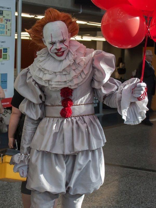 Идеи для костюмов наХэллоуин: «Оно», «Игра престолов», «Очень странные дела» имногое другое. - Изображение 14