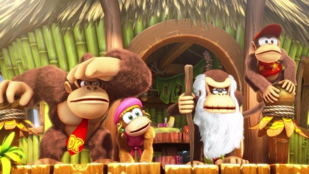 Рецензия на Donkey Kong Country: Tropical Freeze | Канобу - Изображение 9480
