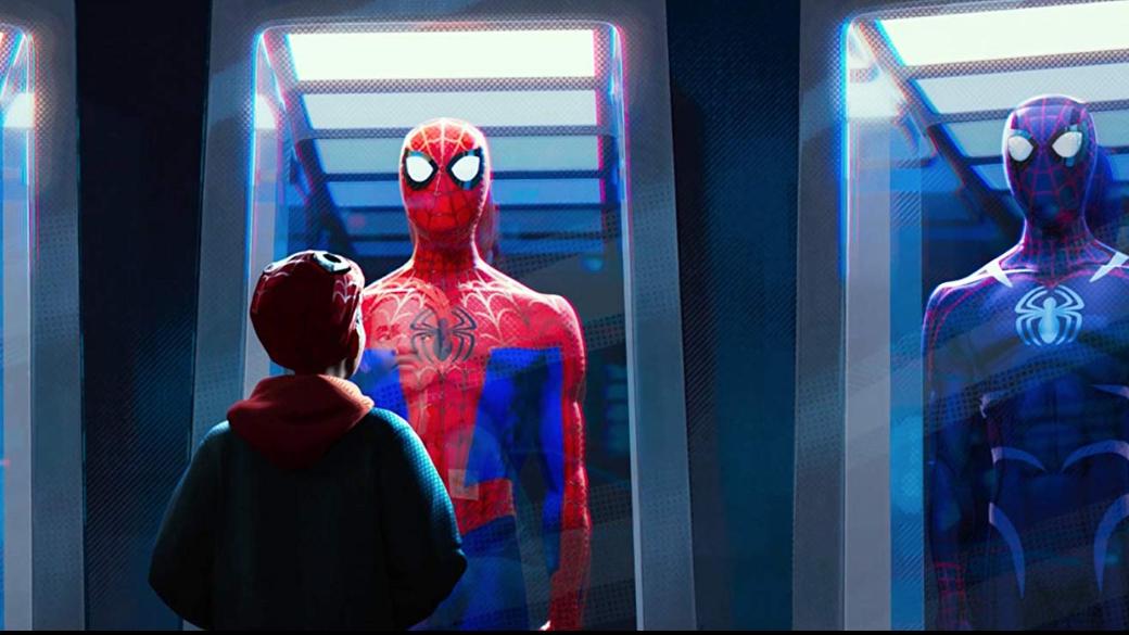 Пасхалки иотсылки в«Человеке-пауке: Через вселенные»: отLooney Tunes дотрилогии Сэма Рэйми | Канобу - Изображение 28
