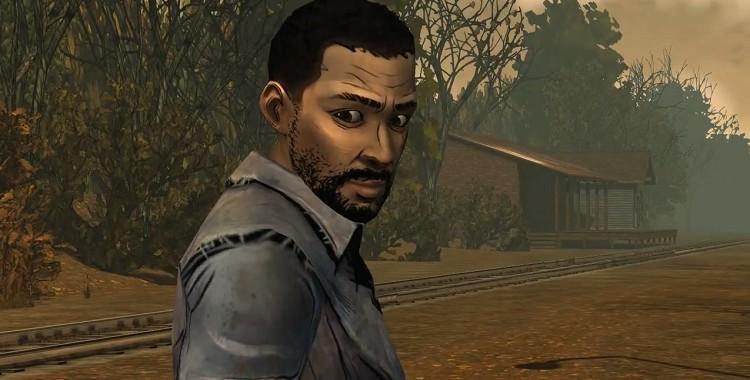 Супергерой Липротив полчищ зомби всмешной альтернативной концовке The Walking Dead S1 отTelltale | Канобу - Изображение 2993