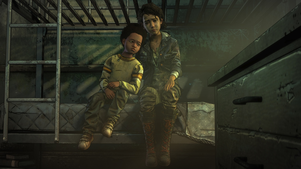 Мнение о последней игре Telltale — The Walking Dead: Suffer The Children. Не такого финала мы ждали | Канобу - Изображение 3996