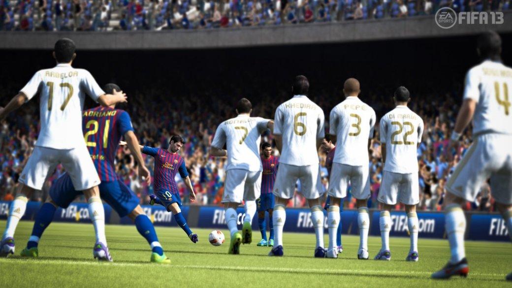 FIFA 13: эксклюзивный репортаж из Лондона   Канобу - Изображение 5