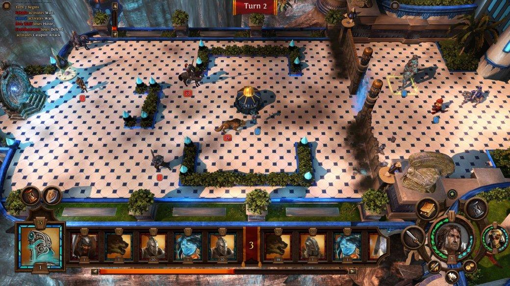 Чего ждать от Might & Magic: Heroes VII   Канобу - Изображение 4197