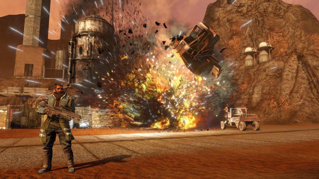 Ре-Марс-тер Red Faction: Guerrilla получил смешанные оценки от критиков | Канобу - Изображение 0