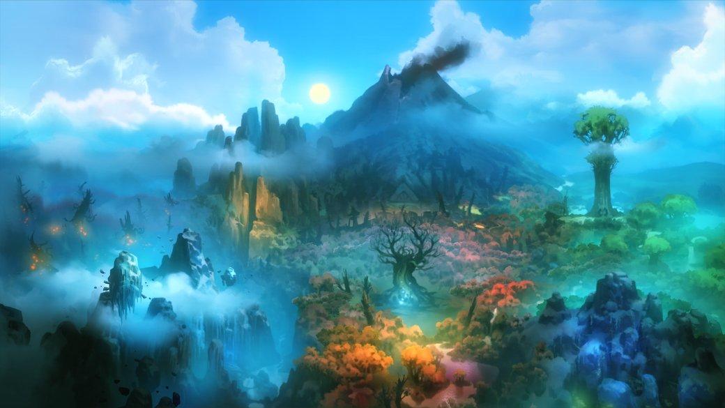 Ori and the Blind Forest— 5лет. Вот почему это одна излучших метроидваний | Канобу - Изображение 4131