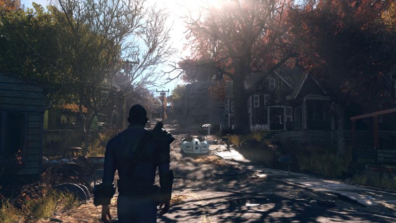 Тодд Говард пообещал, что за мультиплеерной Fallout76 обязательно последует одиночная Fallout 5. - Изображение 1