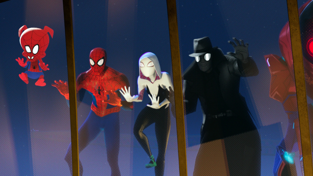 Свин-паук на подносе! В Интернете появилась сцена, не вошедшая в «Человека-паука: Через вселенные» | Канобу - Изображение 1