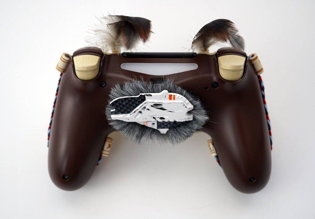 Смотрите, какой восхитительный контроллер в духе Horizon: Zero Dawn! | Канобу - Изображение 7608