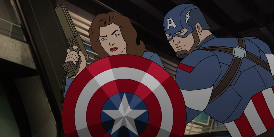 Все знают киновселенную Marvel. Нокак там дела санимацией? | Канобу - Изображение 0