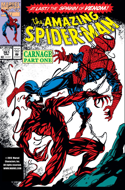 История Карнажа— самого безумного врага Человека-паука | Канобу - Изображение 1