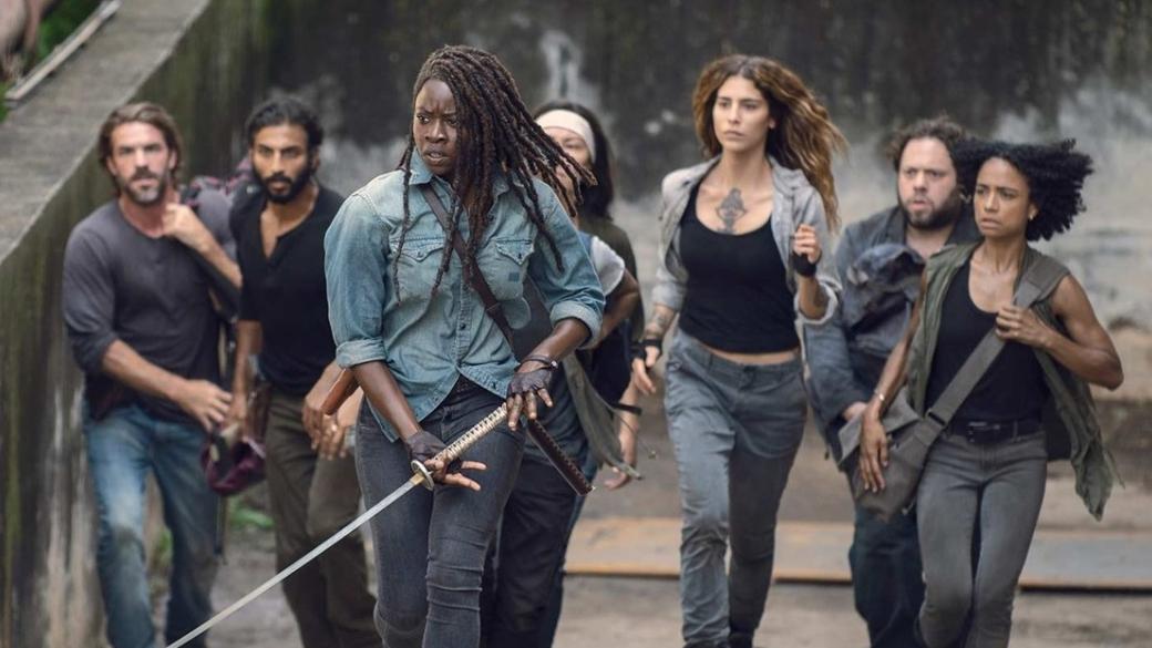 Сериал Ходячие мертвецы  (Walking Dead) - сюжет, актеры и роли, спойлеры, стоит ли смотреть | Канобу - Изображение 11